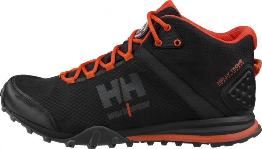 Rabbora shoes black/orange 42, Helly Hansen WorkWear