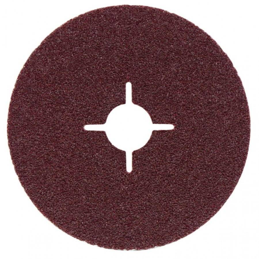 Fibro diskas 125mm P180, Metabo