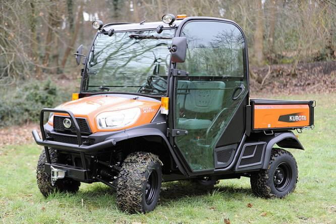 Maastikusõiduk  RTVX1110, Kubota