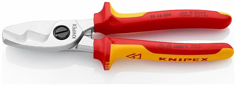 kaablikäärid D20mm/70mm2 VDE, Knipex