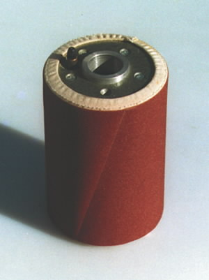 Pneumaatiline lihvrull QW4 110x170x30
