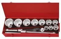 """Padrun kmpl 1"""" 36-80mm 15-osa, KS Tools"""