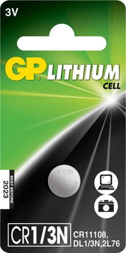 Patarei CR1/3N, 3V, Liitium, 1 tk., GP