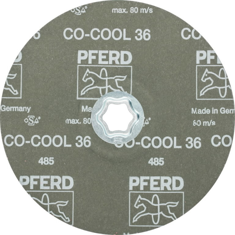 Fiiberketas INOX CC-FS CO-COOL 180mm P36, Pferd