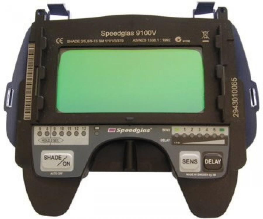 Keevitusfilter, isetumenev, DIN 5/8/9-13 9100V, Speedglas 3M