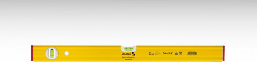 Spirit level type 80 ASM 100cm, Stabila