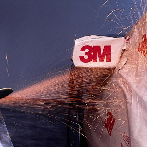 Liimitav sädemekaitsepaber 61cmx45,7m