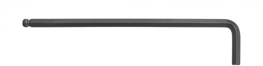 L-kuuskant 1,5mm 369B, pikk, palliga, Wiha
