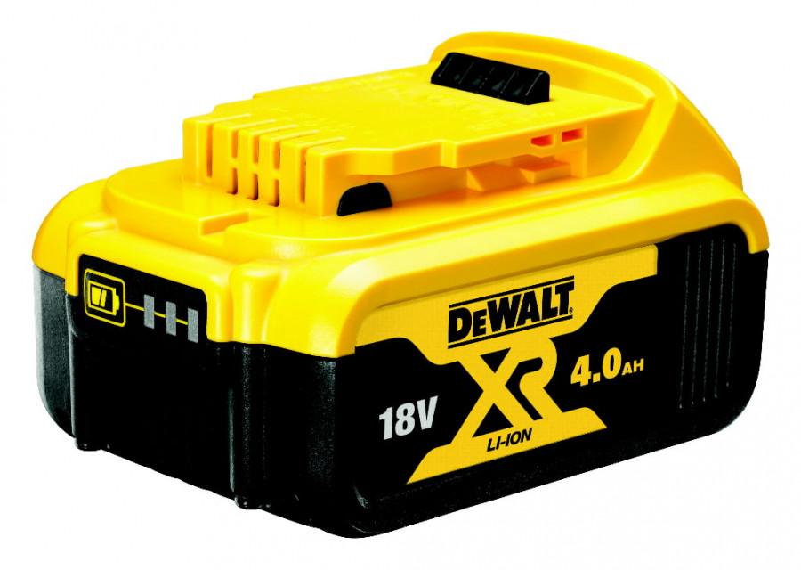 Aku XR Li-ion 18V / 4,0Ah, DeWalt