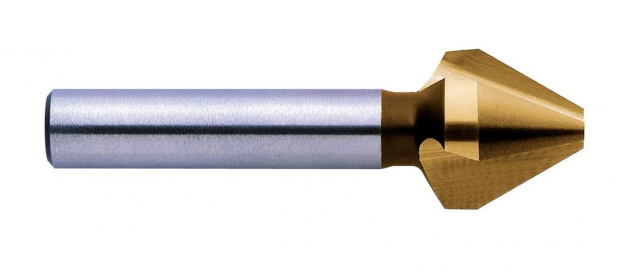 Koonuspuur DIN 334C HSS 60° Ø 6,3 mm TIN, Exact