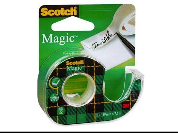 Teip Magic 8-1975Di 19mm x 7,5m XA004835949, 3M