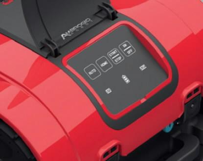 Robotniiduk L35 Deluxe, Ambrogio