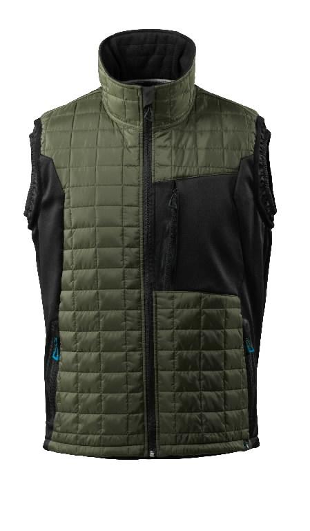 Vest 17165 Advanced, Climascot samblaroheline/must XL, Mascot