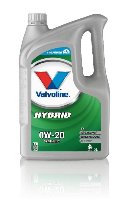 Mootoriõli HYBRID C5 0W20 5L, Valvoline