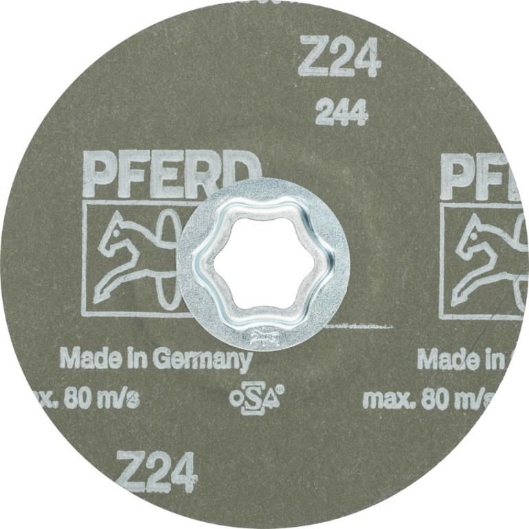 Fiiberketas terasele CC-FS Z 125mm P24, Pferd