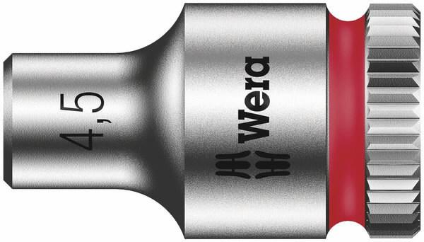 """Padrun 1/4"""" 8790 HMA Zyklop 4,5mm, Wera"""