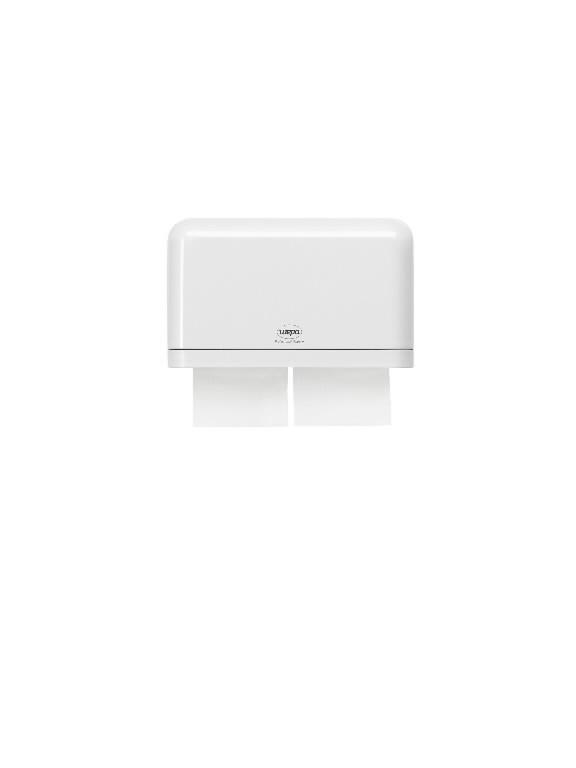 The Single sheet toilet paper dispenser BT1, Wepa