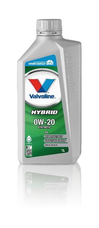 Mootoriõli HYBRID C5 0W20 1L, Valvoline