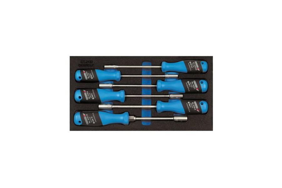 Moodul tööriistadega 1500 CT1-2133, Gedore