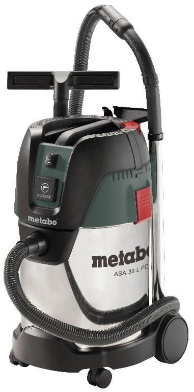 Vee- ja tolmuimeja ASA 30 L PressClean Inox, Metabo