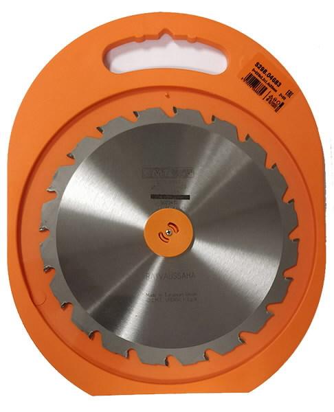 Garden trimmer saw blade 225x20 Z20, CMT
