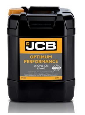 Mootoriõli  OP 15W40 20L, JCB