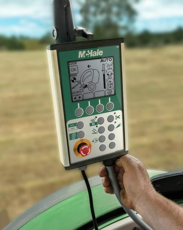 Rullipress McHale V6750, Mchale