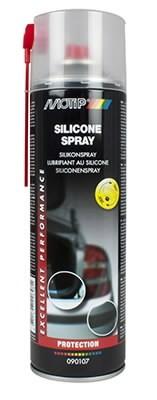 Silikoonõli SILICONE SPRAY 500ml aerosool, Motip
