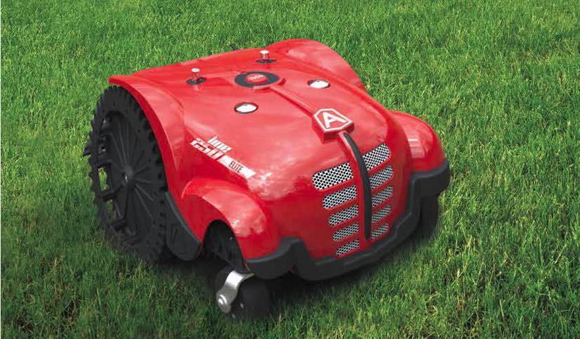 Robotniiduk L250 ELITE, Ambrogio