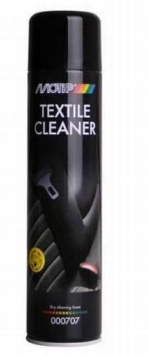 Tekstiilipuhastusvahend TEXTILE CLEANER 600ml aerosool BL, Motip