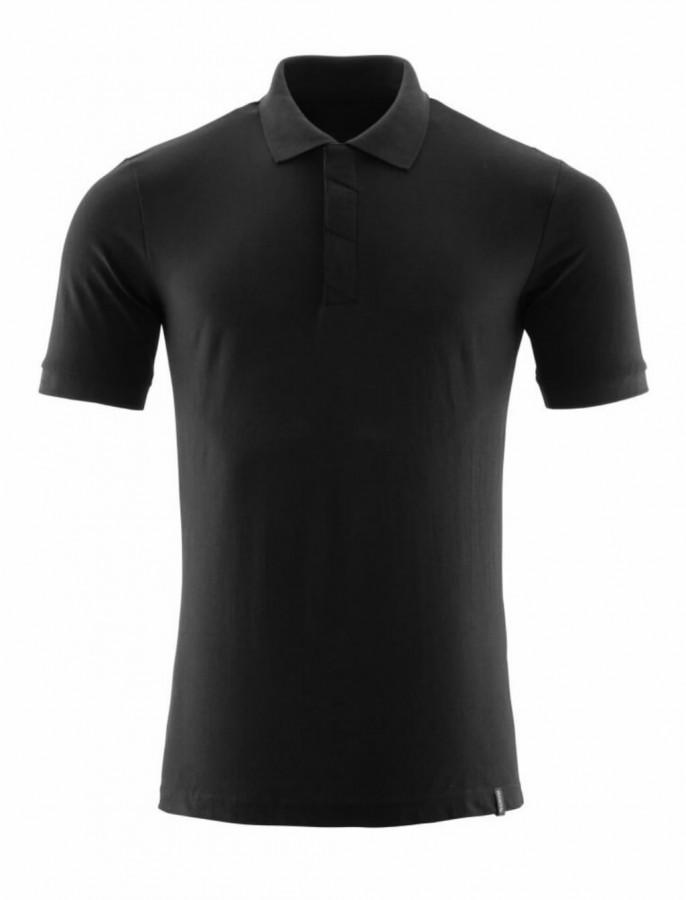 Polo Shirt Crossover ProWash, black 3XL, Mascot