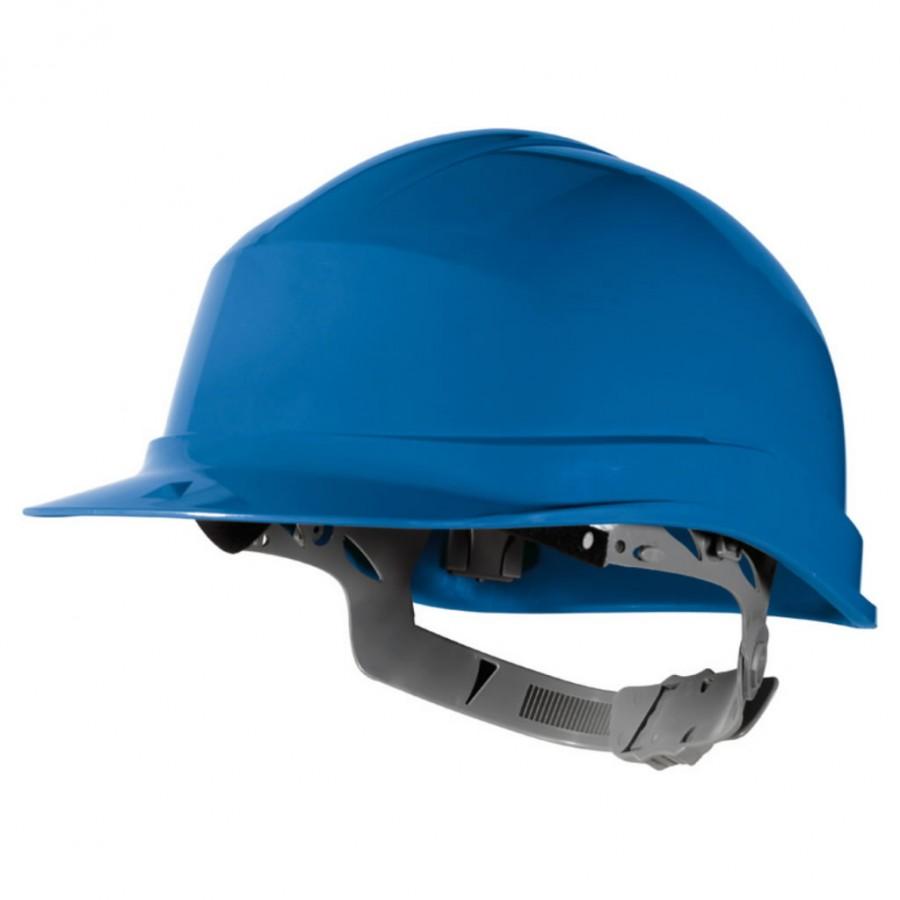 Kaitsekiiver, reguleeritav, sinine ZIRCON, Delta Plus