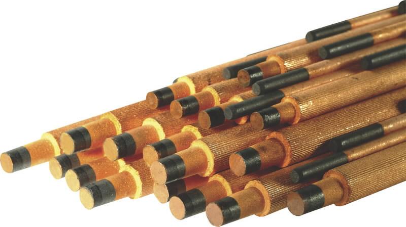 Söe-elektrood Pointed 6,5x305mm, Binzel