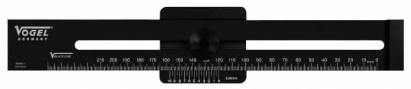 Marking gauge 200mm, 0,05mm, Vögel