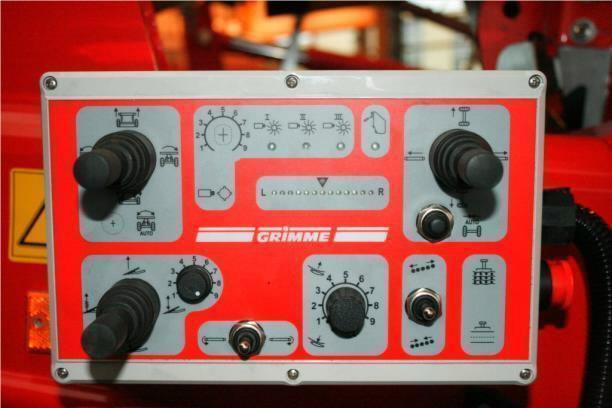 Destoner  CS150 Combi Star, Grimme