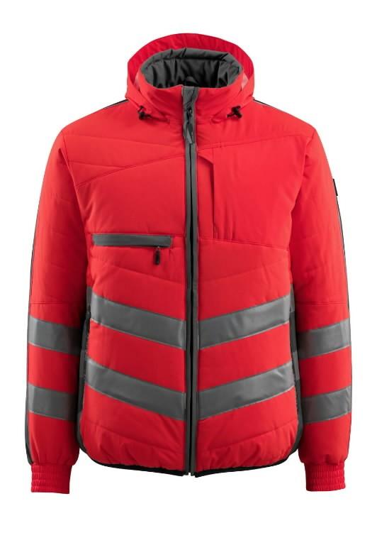 Žieminė striukė  Dartford, raudona/pilka S, Mascot