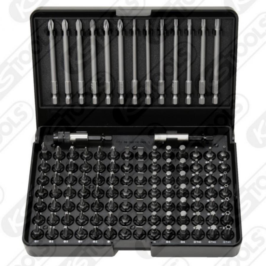 "Otsak kmpl 113-osa, 1/4"" CLASSIC, KS Tools"