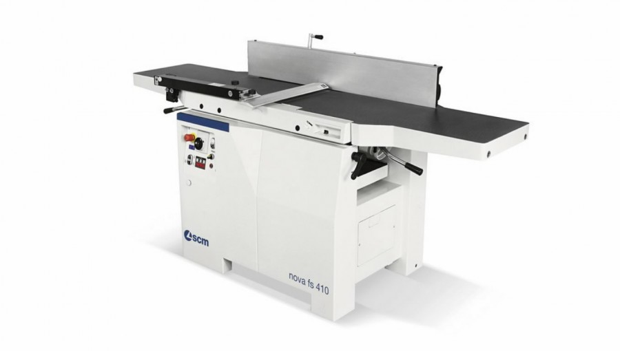 Fs410 Nova Combined Surfacer Thicknesser Scm Group