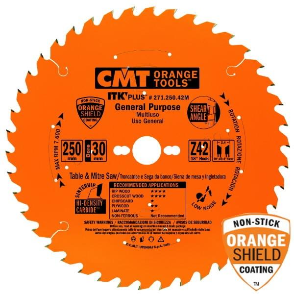 Saw blade 210x1,8/1,2x30 Z36, CMT