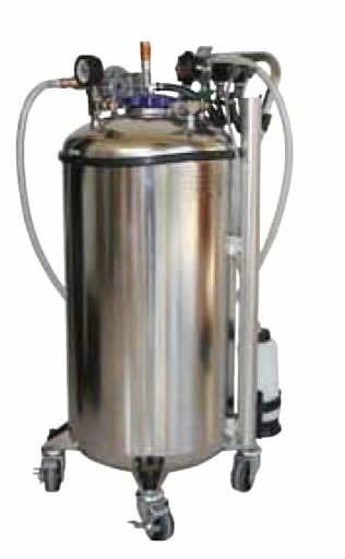 Kütuseärastuse seade bensiin/diisel 90L, Spin