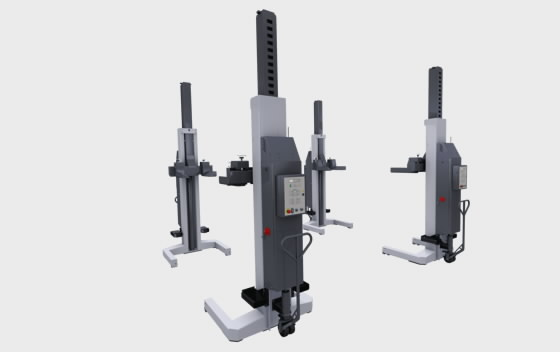 HYDROLIFT S2 4er-system 3D-MI