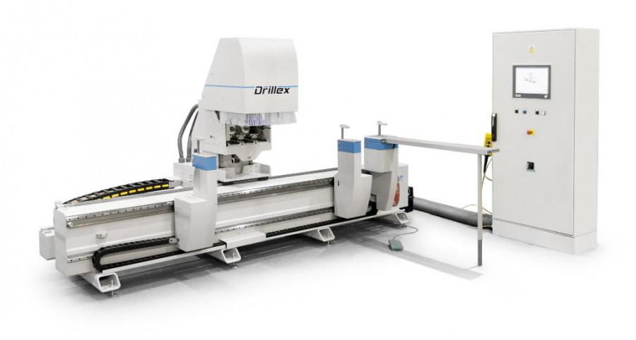 CNC puurmasin DRILLEX, Soukup