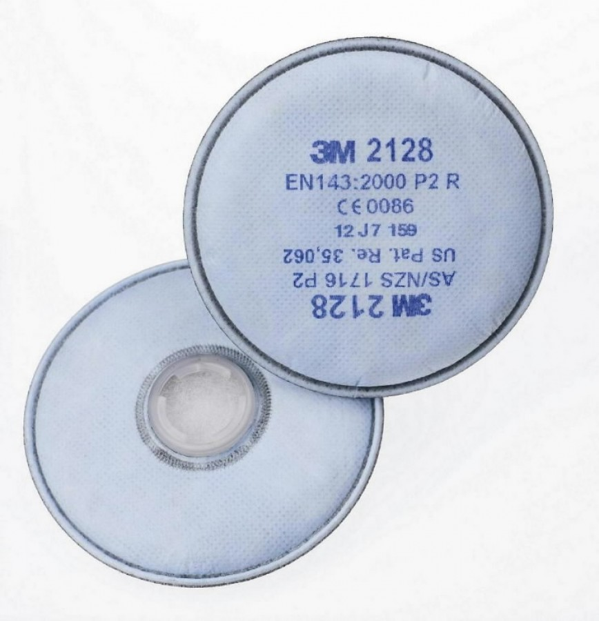 Tolmufilter P2 2128, 3M