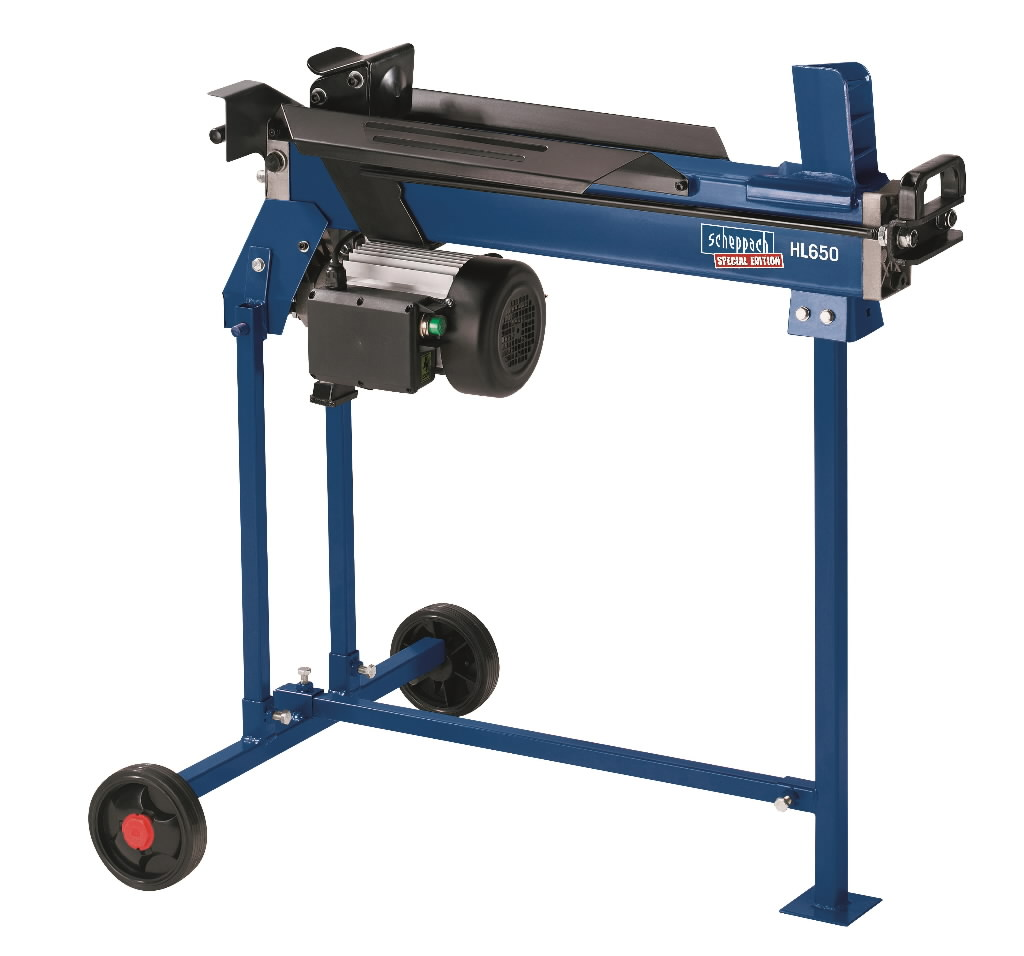 1HL650_log_splitter_with_stand
