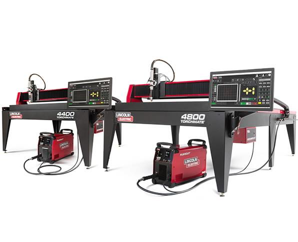 Plasma Cutting Machine Torchmate 4400 Lincoln Electric