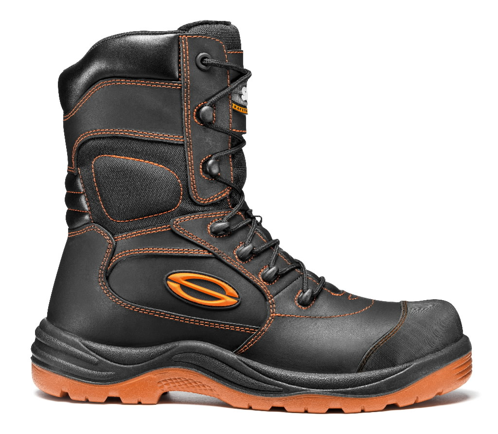 Winter safety boots Nitral Boot S3 HRO SRA, black, 43, Sir