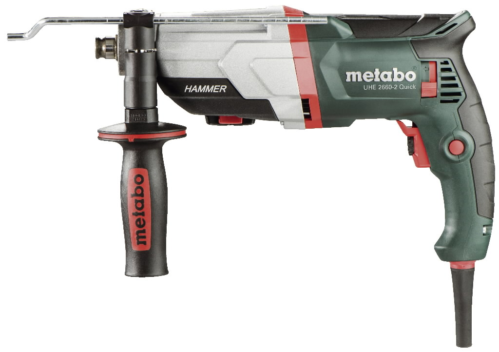combination hammer uhe 2660 2 quick metabo metabo rotary hammers. Black Bedroom Furniture Sets. Home Design Ideas