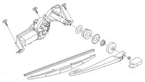 Rear wiper -1