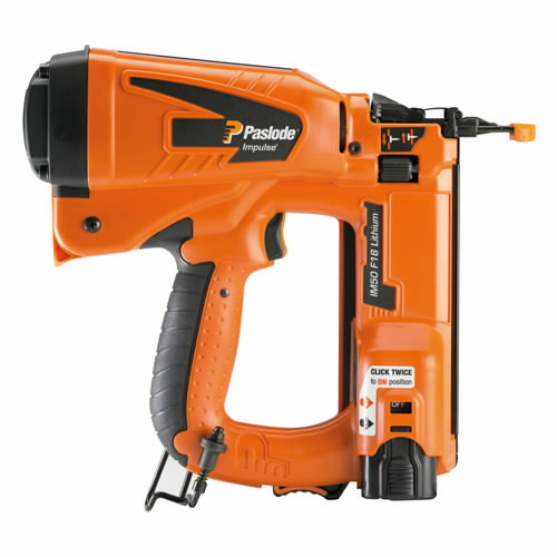 gas finishing nailer PASLODE I
