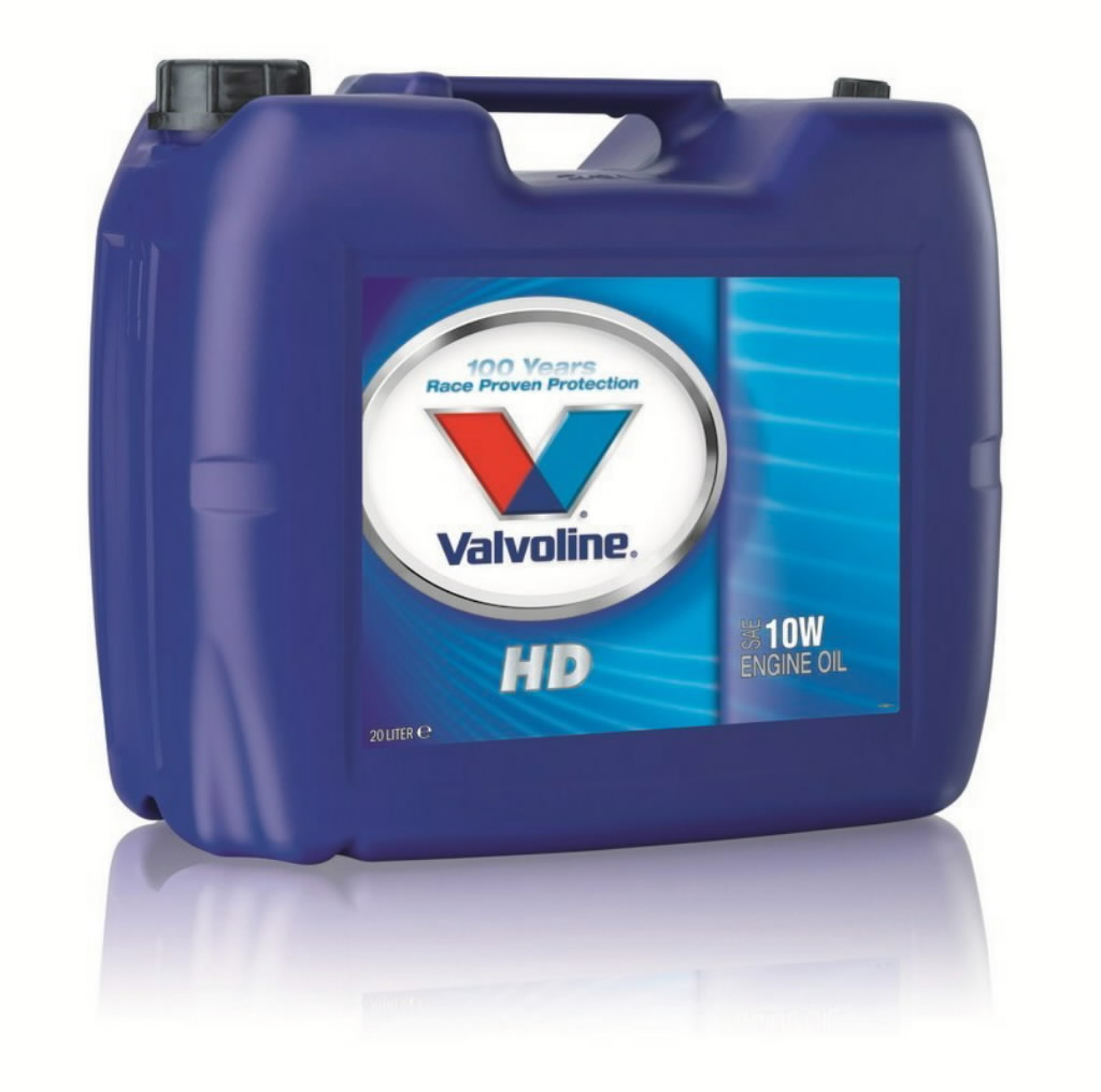 Valvoline hd sae 10w 20l valvoline heavy duty mineral for Hd 30 motor oil